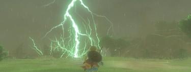 The Legend of Zelda: Breath of the Wild iba a permitir originalmente que Link controlase el clima a su antojo