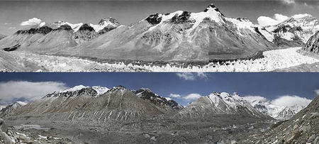 El Everest visto por los hijos de sus primeros escaladores