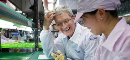 El control de calidad de tu próximo iPhone puede estar supervisado por una inteligencia artificial