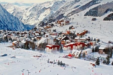 Esqui Nieve