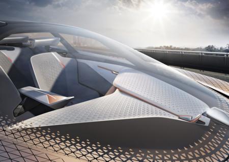 BMW Vision Next 100 geometría viva