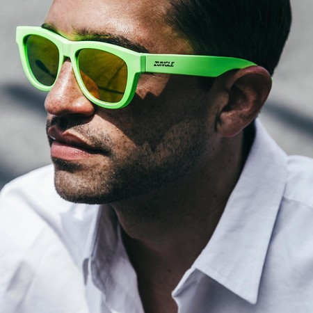 ZUNGLE: unas gafas de sol que transmiten el sonido a través de vibraciones en el cráneo