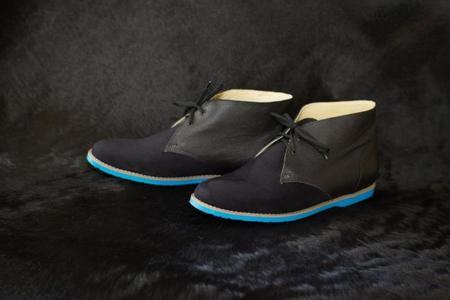 Chukka Boots bicolor soles