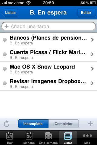 Foto de Aplicaciones esenciales: productividad en el iPhone (I) (21/21)