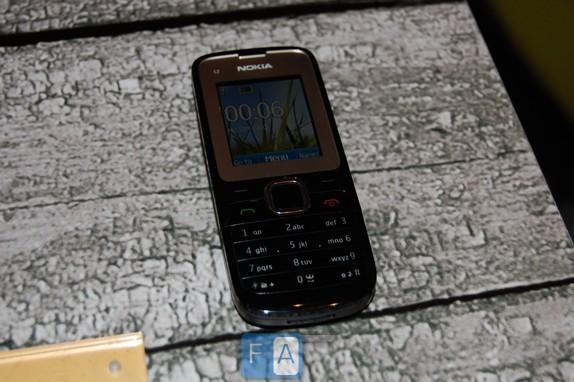 Foto de Nokia C2-00 en imágenes (11/11)