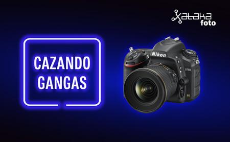 Nikon D750, Panasonic Lumix G7, Samsung Galaxy S20 FE y más cámaras, móviles, ópticas y accesorios al mejor precio en el Cazando Gangas