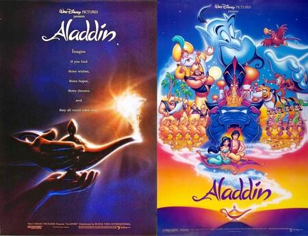 Carteles Aladdin