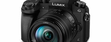 Panasonic Lumix G7H con objetivo de 14-140 mm, conexión Wi-Fi y grabación 4K, rebajada en Amazon y MediaMarkt a 699 euros