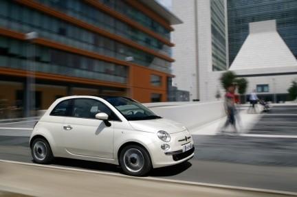 Las primeras unidades del Fiat 500 se agotan en 9 horas