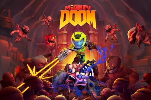 Del gore más salvaje a la inocencia infantil, Mighty DOOM replica el caso de Gears POP! apostando por las caricaturas en móviles