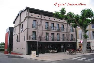 Hotel L'Echappée Belle, un espacio chic en L'Isle Jourdain