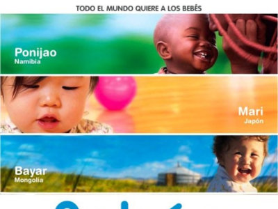 """""""Bebés"""", el precioso documental que muestra cómo crecen los bebés en diferentes partes del mundo"""