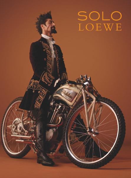 Hidalgo Solo Loewe Platinum