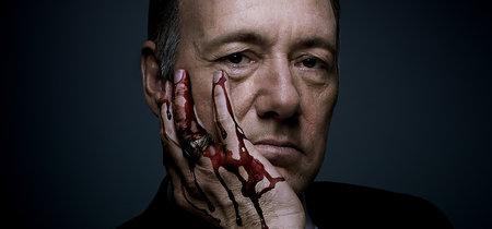 Kevin Spacey es despedido de 'House of Cards': ¿llegó la hora de Robin Wright?