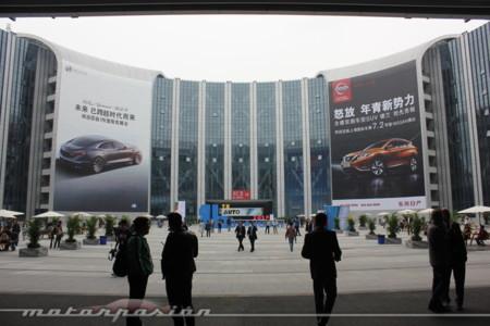 Salon De Shanghai 2015 NECC