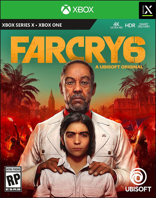 Preventa: Far Cry 6 para Xbox