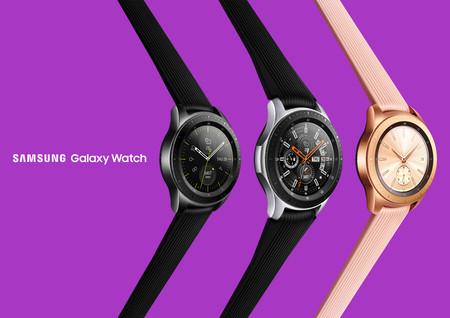 El Samsung Galaxy Watch llega a España de la mano de Orange: disponibilidad y precios oficiales