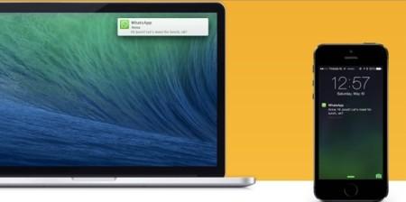 Notifyr nos permite ver las notificaciones de iOS en nuestro Mac