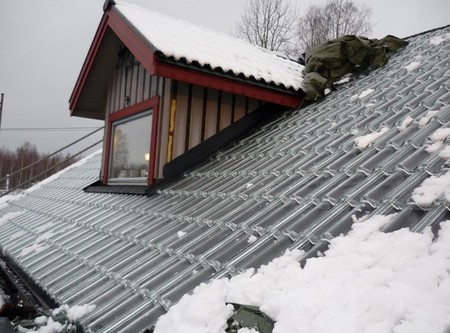 techo solar tejas de vidrio de soltech energy