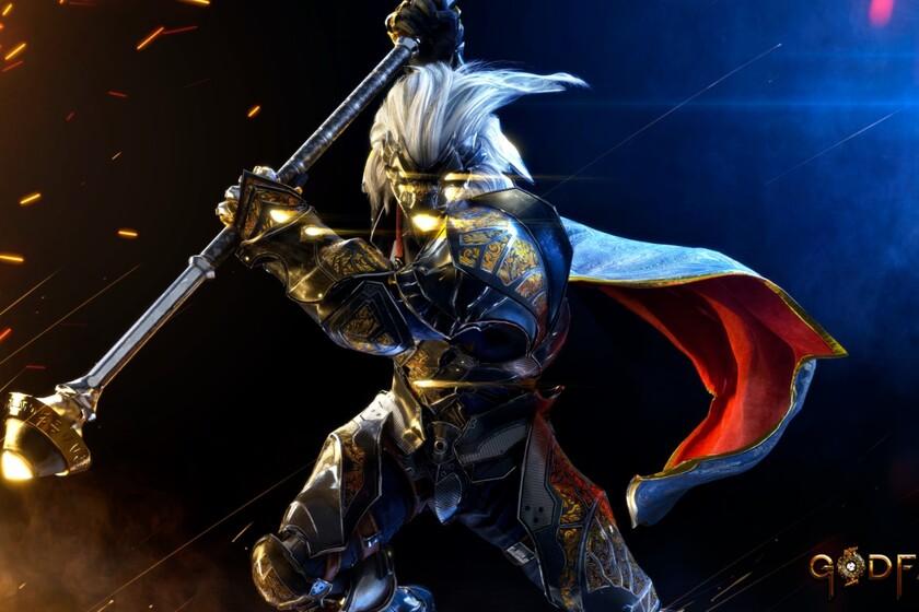 Godfall, el looter slasher de Gearbox, llegará en agosto a PS4 y ofrecerá juego cruzado con PS5 [E3 2021]