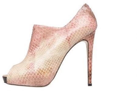 Tendencia calzado femenino P-V 2009: low-boots dedos libres