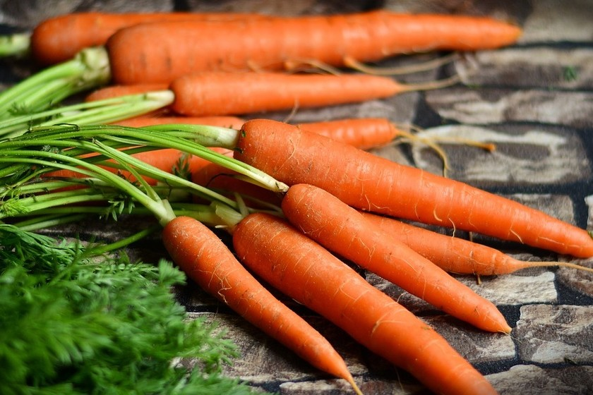 Alimentos Zanahorias Propiedades Beneficios Y Su Uso En La Cocina Si tu principal preocupación son los pesticidas de la superficie de las zanahorias, deberás pelarlas. alimentos zanahorias propiedades