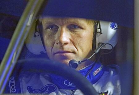 La única posibilidad para Petter Solberg es M-Sport