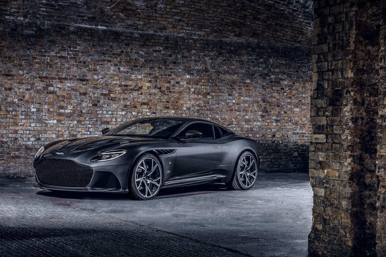 Foto de Aston Martin Vantage y DBS Superleggera 007 Edition (31/39)