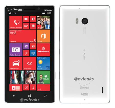 Se filtra imagen del posible nuevo smartphone Nokia Lumia 1320
