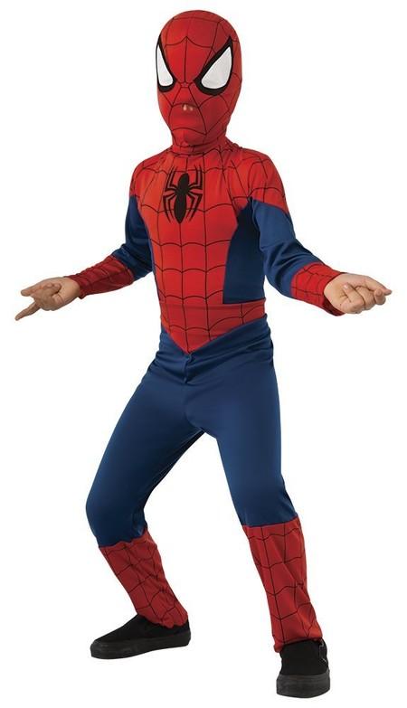 Disfraz de oficial de Spiderman marca Ultimate por 28,55 euros en Amazon