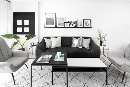 Puertas abiertas; un apartamento perfecto para una pareja recién jubilada
