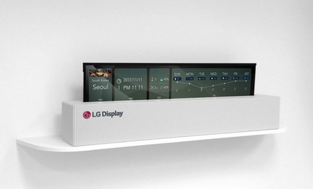 Lg Signature Tv Oled R Line View