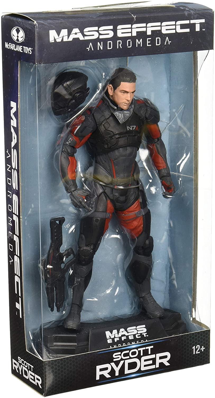"McFarlane Figura Scott Mass Effect, 7"""