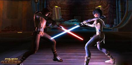 'Star Wars: The Old Republic', se presentan sus caballeros Sith