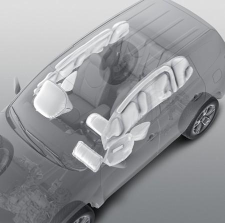 Airbag Rav4