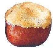 Gratinado de manzana