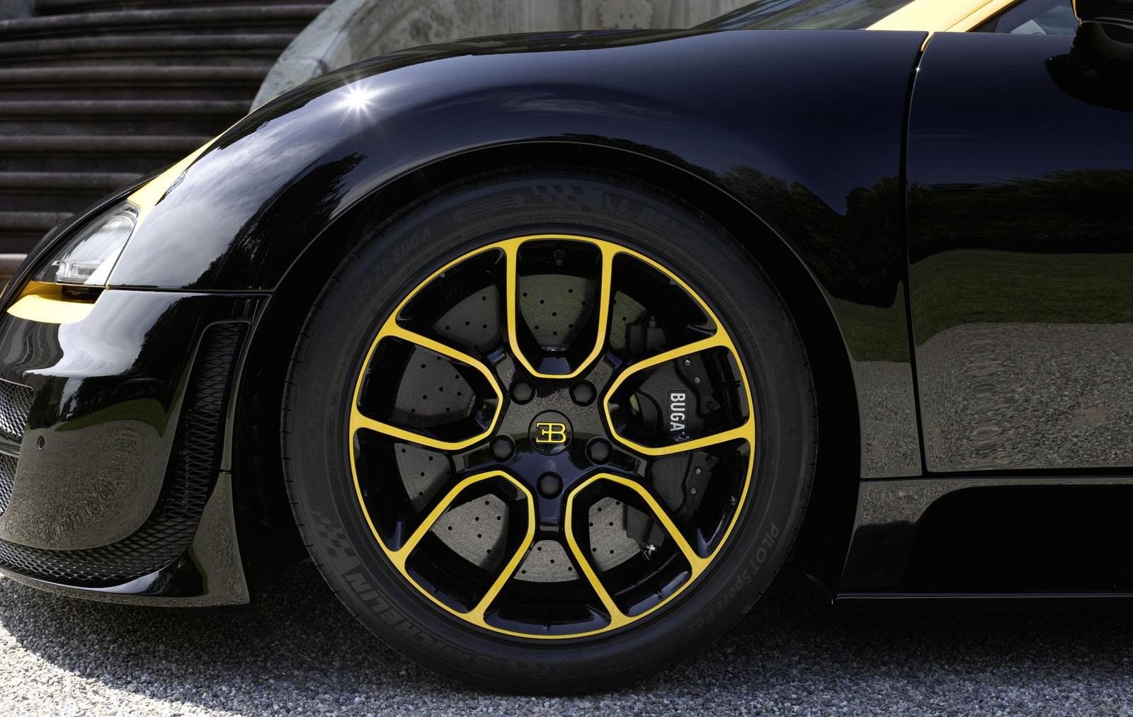 Foto de Bugatti Veyron 1 of 1 (8/12)