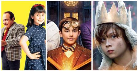 Las 11 mejores películas infantiles para celebrar el Día del Libro