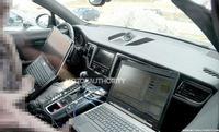 Así es el interior de la nueva Porsche Macan