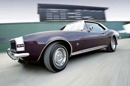 1967 Chevrolet Camaro 350SS/RS