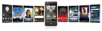 HTC Hero vendrá con cambios en la interfaz de Android