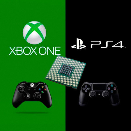 PS4 vs Xbox One: especificaciones de la CPU