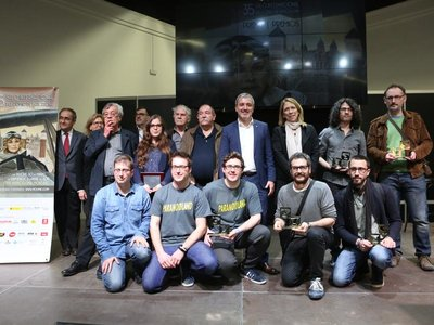 Josep María Martín Saurí, Gran Premio del Salón del Cómic de Barcelona