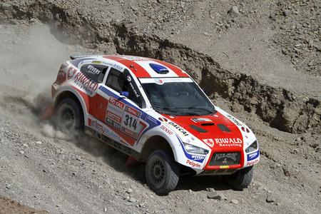 Dakar 2013: Riwald Dakar Team nos presenta su equipo