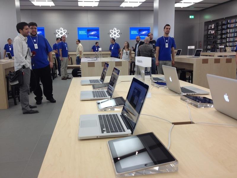 Foto de Apple Store Nueva Condomina (29/100)