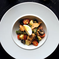 Ensalada de judías y patatas a la francesa: receta fácil y rápida para una cena de verano