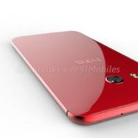 HTC U 11: render en video muestra el próximo estandarte de HTC en toda su gloria carmesí