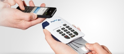 PayPal Here llega a Europa con un lector diferente