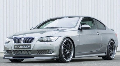 BMW Serie 3 Coupé por Hamann