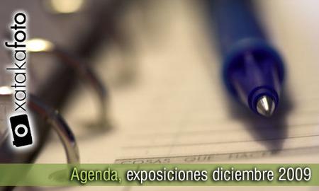 Agenda: exposiciones de fotografía, diciembre 2009